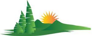 http://www.dreamstime.com/royalty-free-stock-image-sunrise-mountain-landscape-trees-rising-sun-image37655566