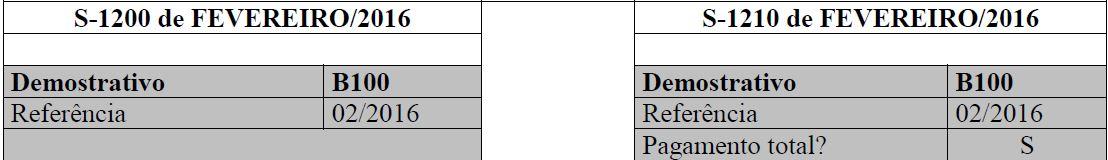 s1210  pagamento de rendimentos do trabalho tabela 4
